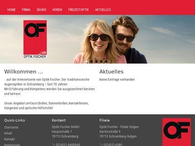 Fischer Johannes GmbH Optik