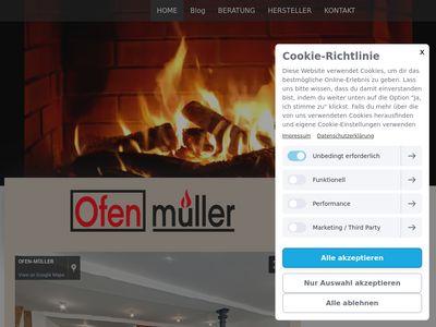 Bernd Müller Ofen-Müller