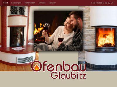 Kamin- und Ofenbau Peter Glaubitz