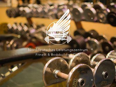 Olympic Fitness u. Bodybuilding Club