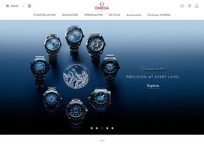 Uhren Omega Boutique