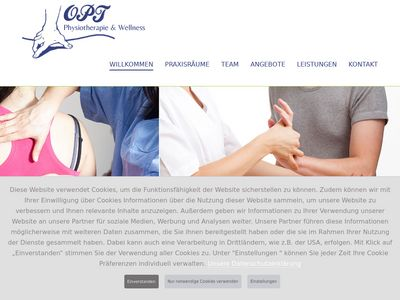 OPT-Physiotherapie Magdeburg