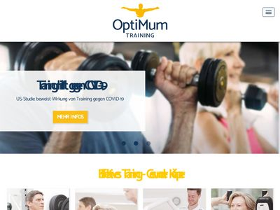 Opti Mum Training