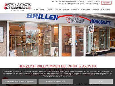 Optik und Akustik Quellenberg GmbH
