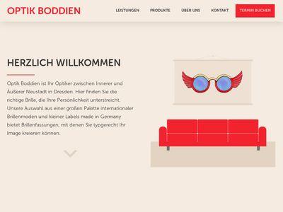 Optik Boddien Inh. Birgit Boddien