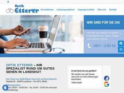 Optik Etterer Landshut