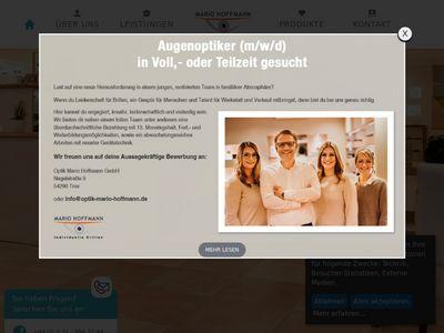 Optik Mario Hoffmann GmbH