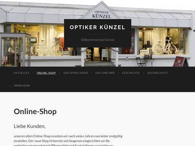Optiker Künzel