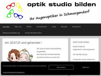 Optik studio bilden gmbh Optik