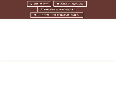 Brillenwelt Optik urul