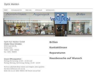 Optik Karl Walden GmbH