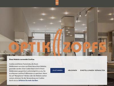 Optik Zopfs GmbH