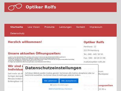 Optiker Rolfs
