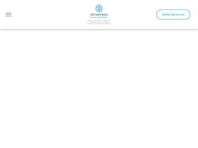 Orthopädische Praxis Dr. Polster