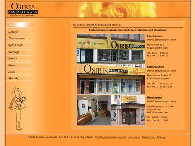 OSIRIS Bestattungen GmbH