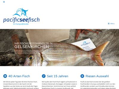 Pacific & See Fisch GmbH