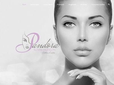 Meisterbetrieb Kosmetik- Pandora