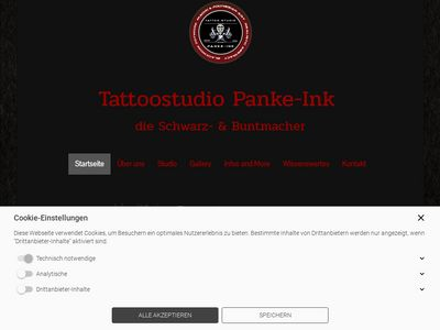 Tattoostudio Panke-Ink / Gera