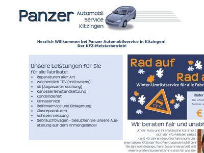 Automobilservice Panzer
