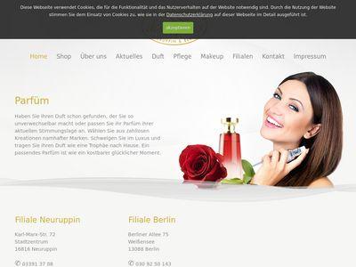 Parfümerie & Kosmetik de Vries