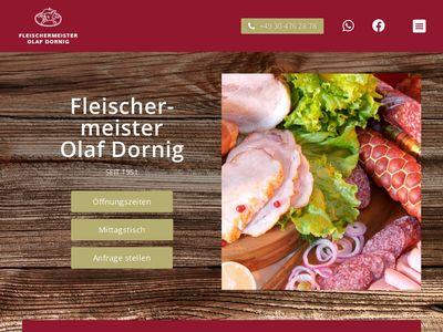 Fleischerei und Partyservice Olaf Dornig