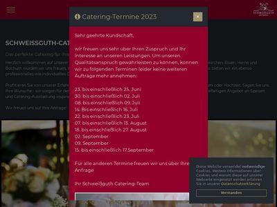 Schweissguth Catering