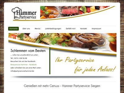 Partyservice Hammer