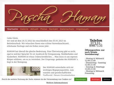 Pascha Hamam Heilbronn