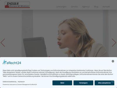 Werbeagentur Paus Design & Medien