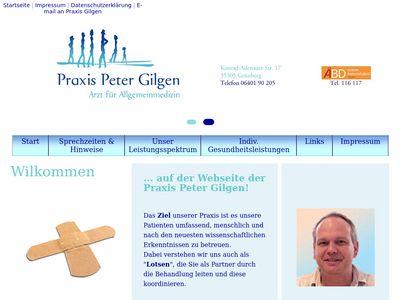 Peter Gilgen Praktischer Arzt