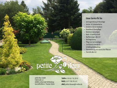 Petite fleur GmbH
