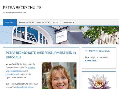 Petra Beckschulte