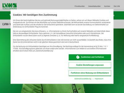 LVM Versicherung Kurt Pfeuffer