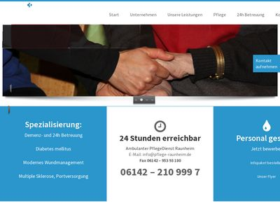 Ambulanter PflegeDienst Raunheim