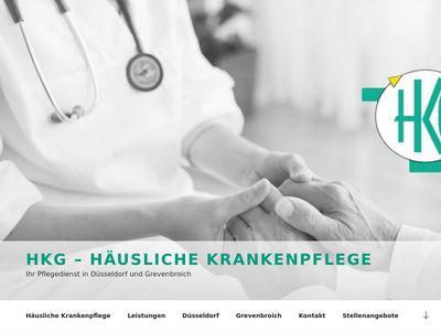 HKG Häusliche Krankenpflege