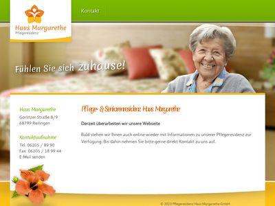 Pflegeresidenz Haus Margarethe