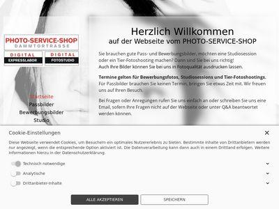 Service Shop Photo