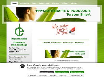 Physiotherapie & Podologie Torsten Ehlert
