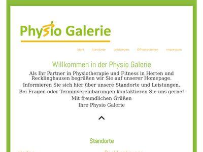 Physio Galerie Herten GmbH & Co. KG