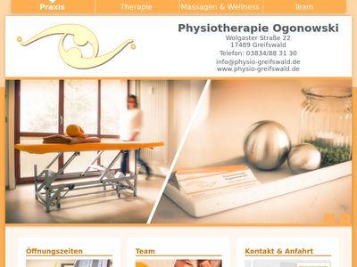 Physiotherapie Müller Inh. Diana Schmidt