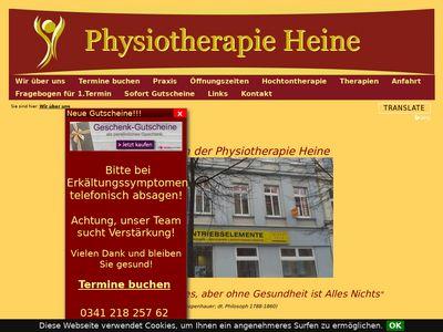 Physiotherapie Heine