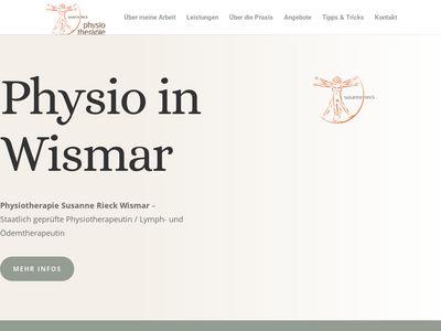 Susanne Rieck Physiotherapie