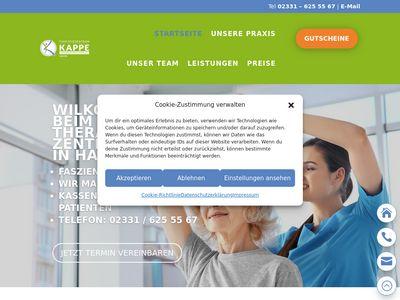 Patrick Kappe Physiotherapie