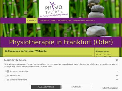 R 2 Concept GmbH Physiotherapie