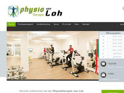 Physiotherapie van Loh