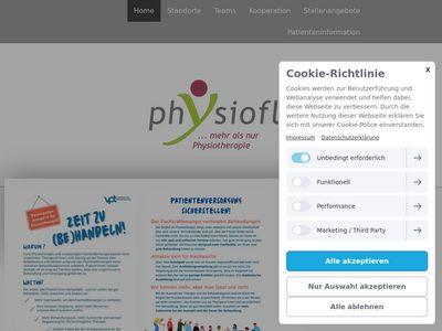 Physiofly, Praxis für Physiotherapie
