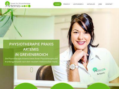 Physiotherapie Artemis