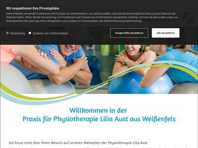 Praxis für Physiotherapie Lilia Aust