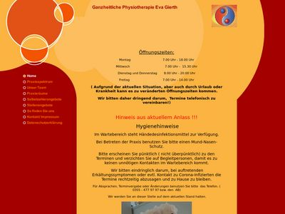Physiotherapie Gierth