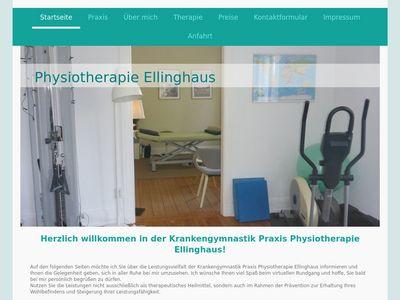 Physiotherapie Ellinghaus
